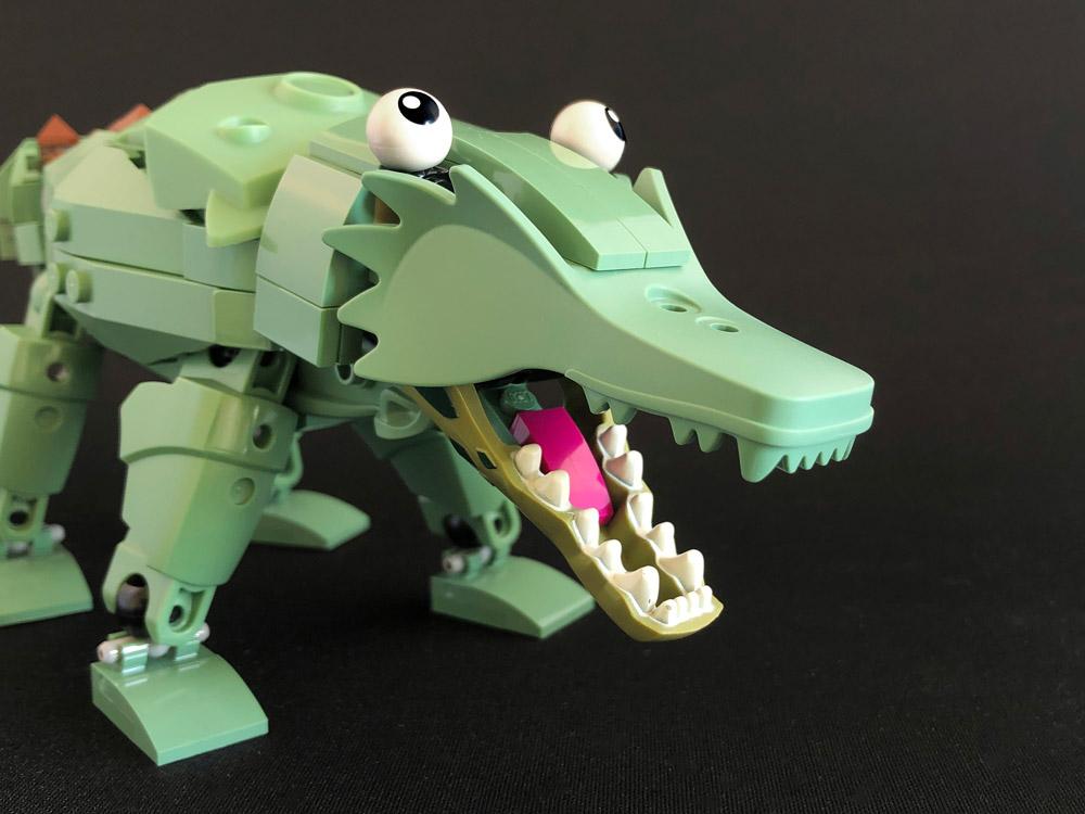 Crocodile Jack Just Wants To Say Hi Funny Face