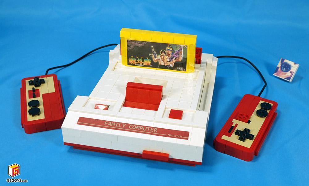 The Lego Famicom, A Nintendo Family Computer System