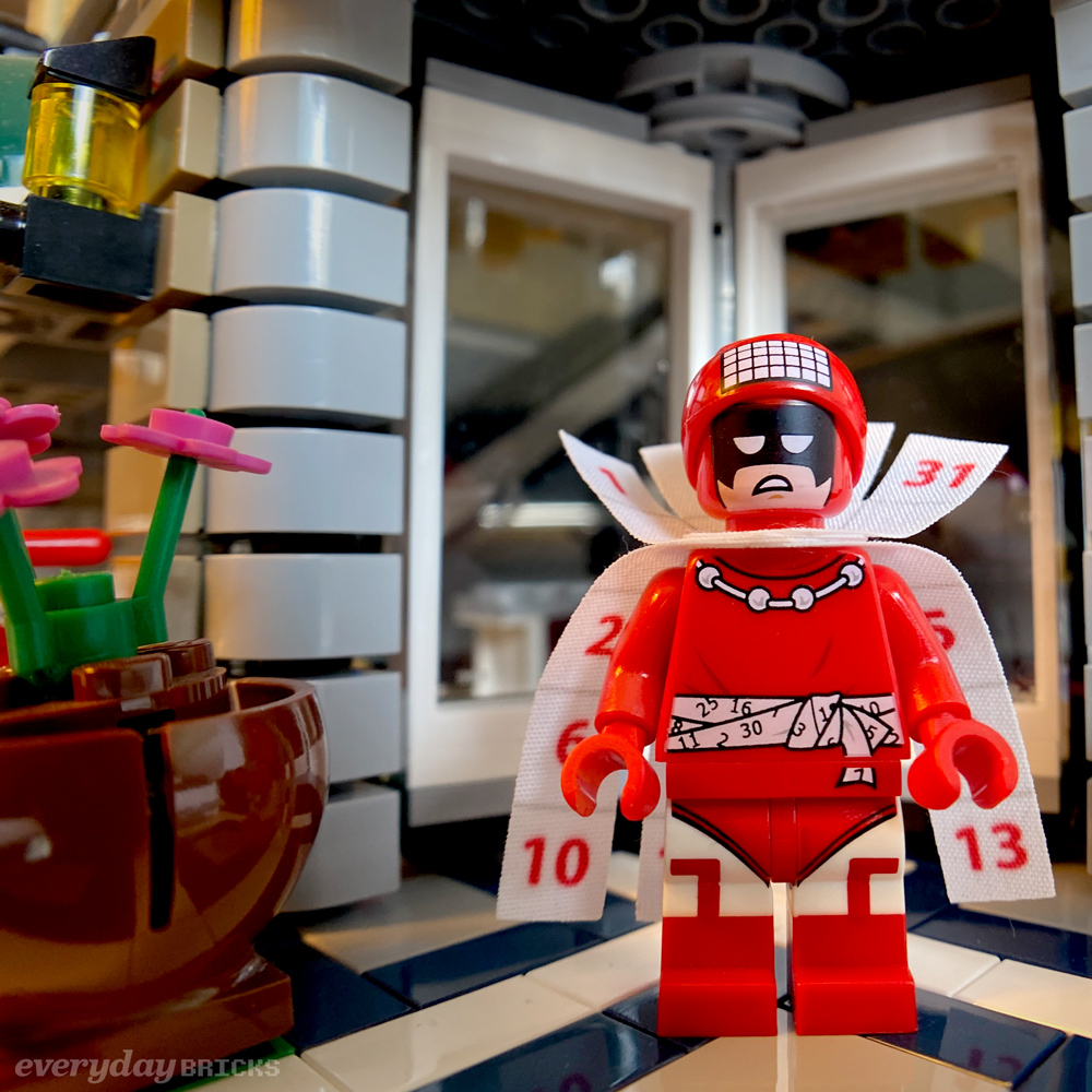 Everyday Bricks 00423: Do You Know What Day It Is?
