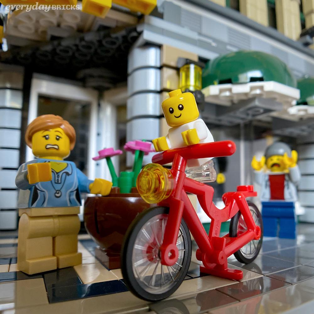 EveryDay Bricks | 00424: Somebody Stop That Baby!