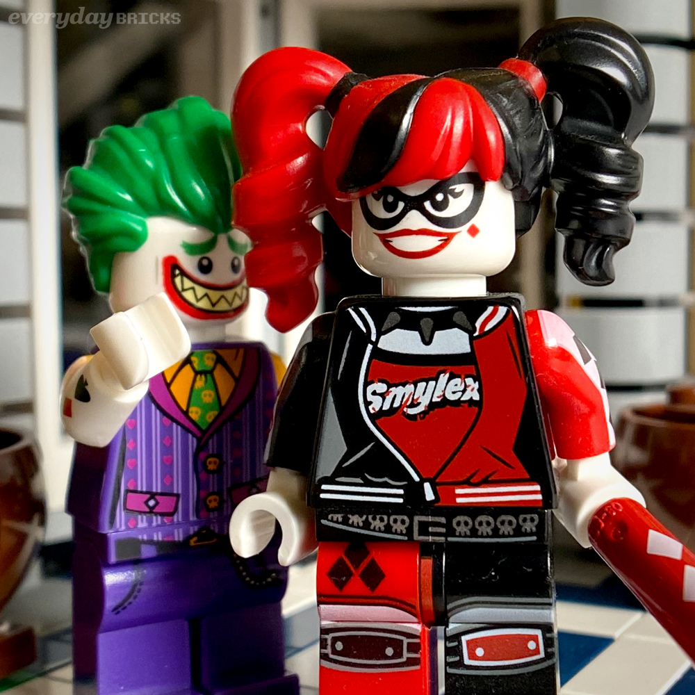 Everyday Bricks 00422: Harley & Mr. J