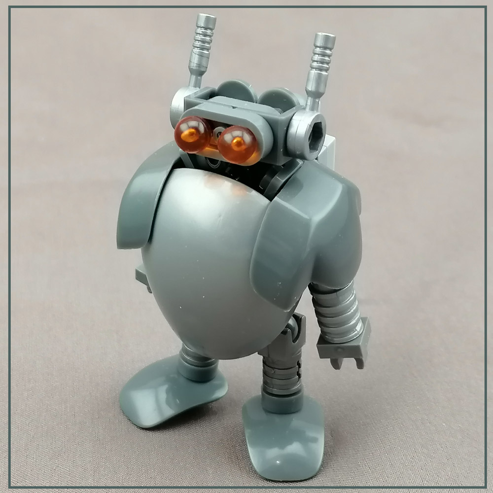DoodleBot - The Lego Robot