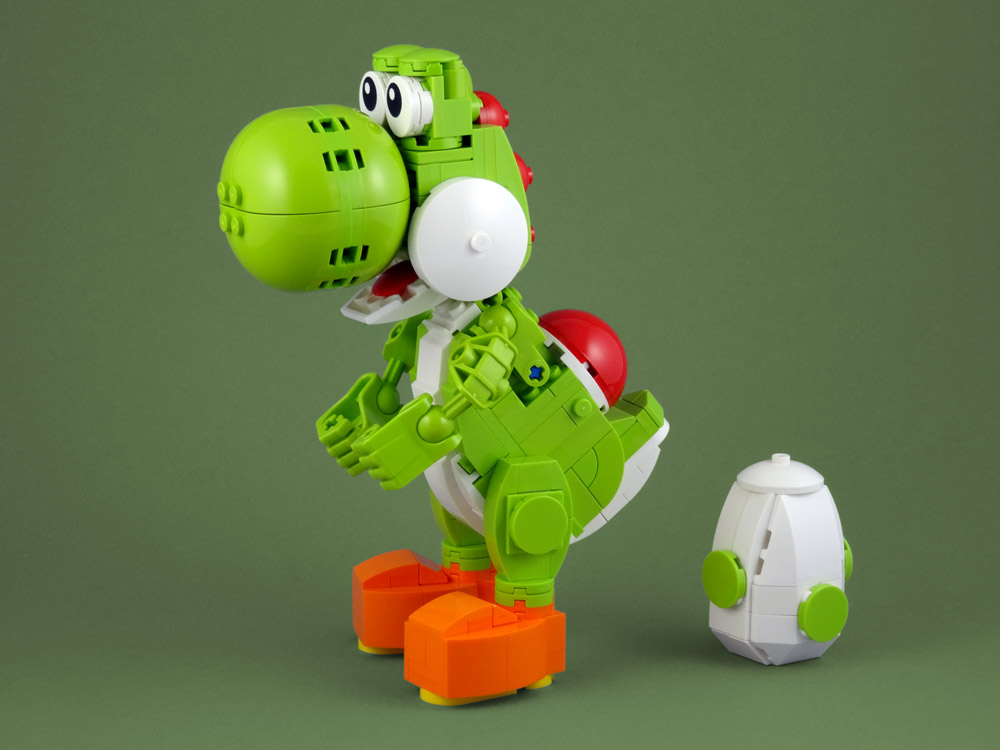 Save The Day With Lego Yoshi
