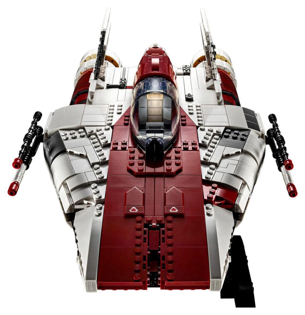 Lego Star Wars, UCS A-Wing Pew Pew