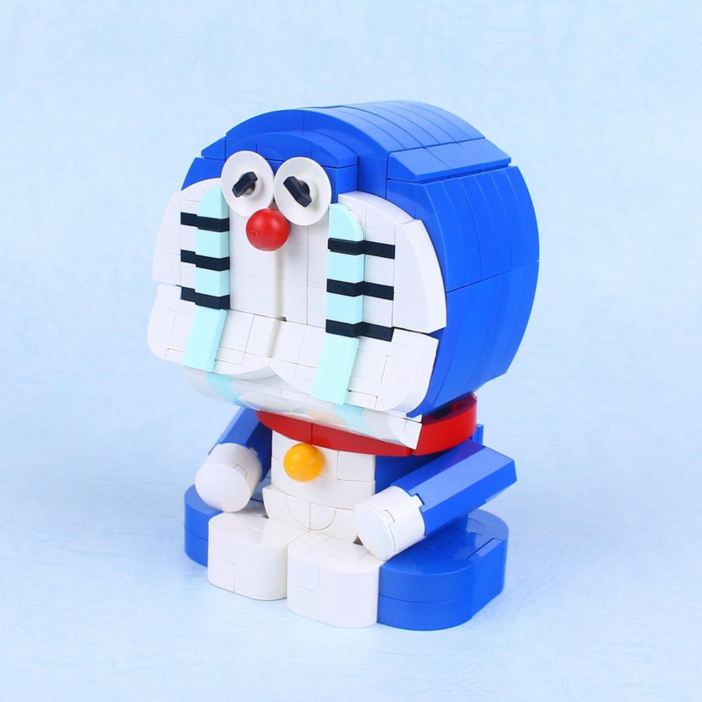 Lego Doraemon Is Sad, レゴ ドラえもん