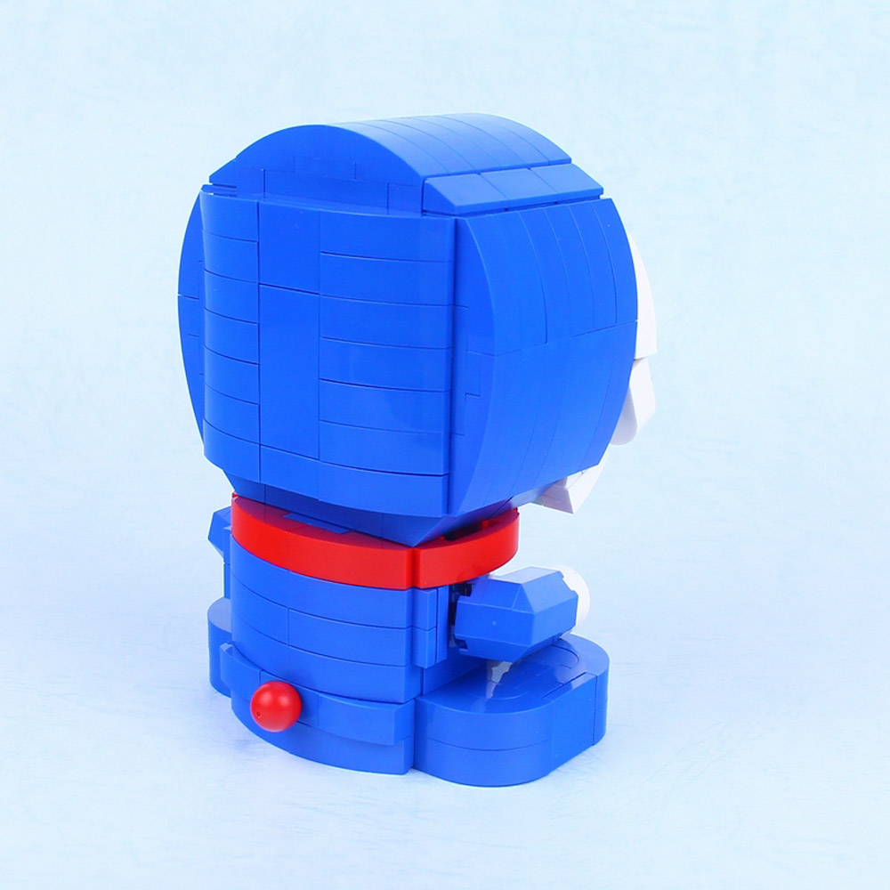 Lego Doraemon Is Sad Backside, レゴ ドラえもん