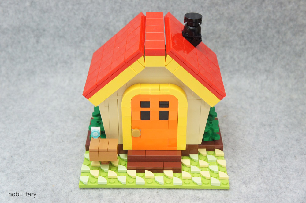 Upgrade Your Animal Crossing Lego House Village - レゴ  どうぶつの森