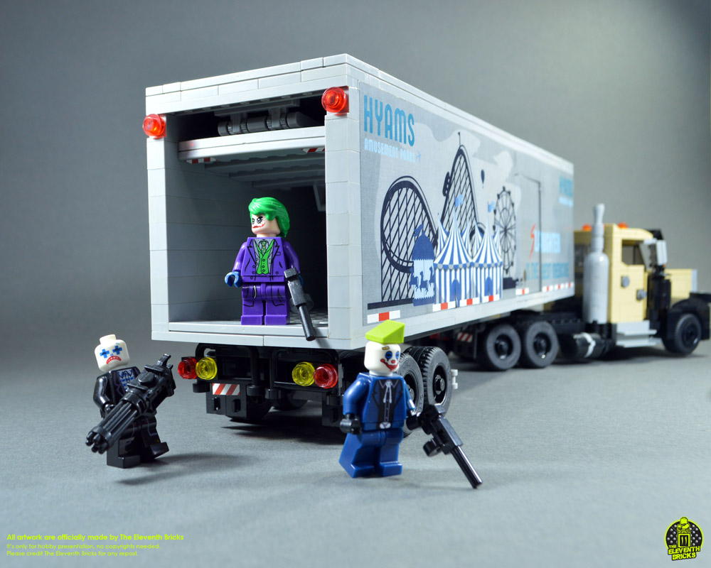 Slaughter Is The Best Medicine - Joker's Truck