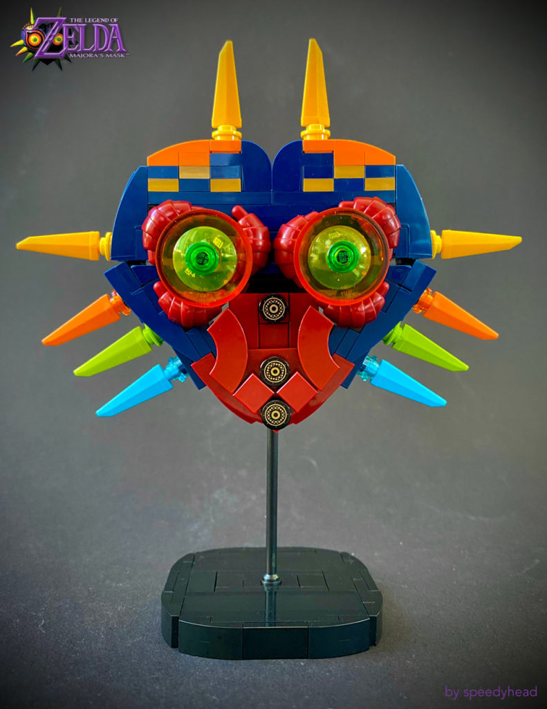 Majora's Mask - A Lego Legend of Zelda MOC