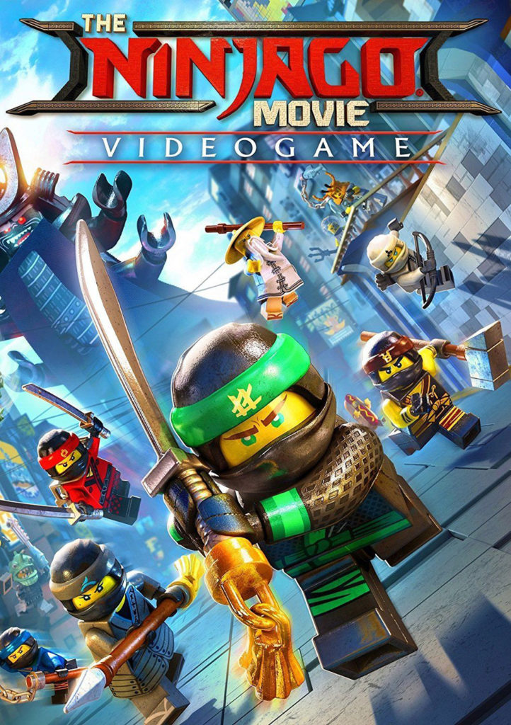The Lego Ninjago Movie Video Game Is Free
