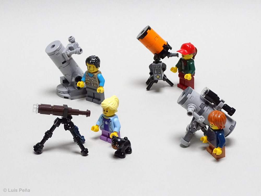 You Can See Lego Stars With This Telescope Collection