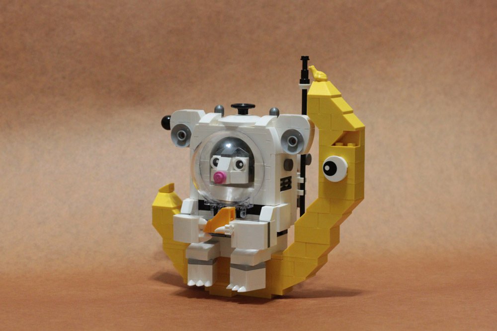 Fly Me To The Lego Moon