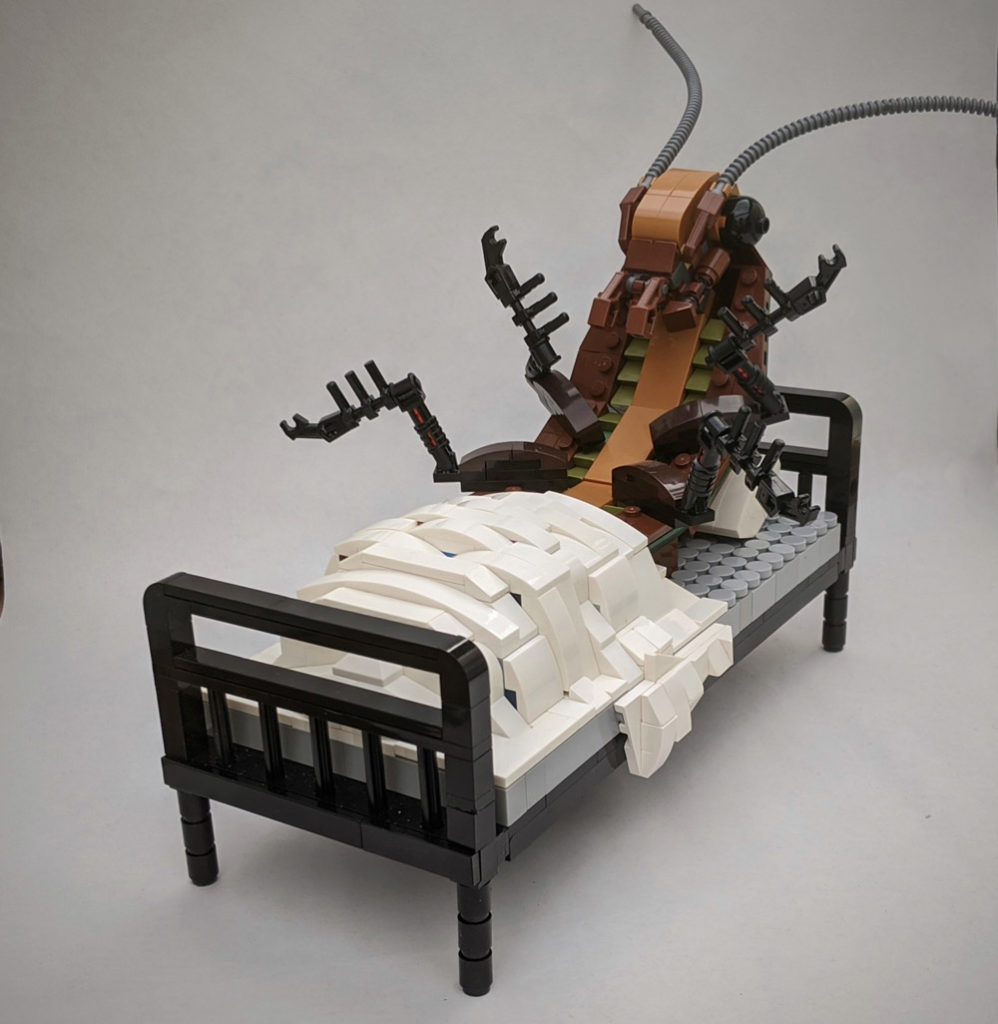 The Story Of A Lego Metamorphosis