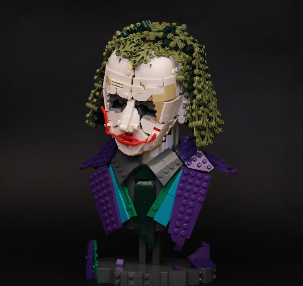 Why So Serious? — Joker Lego MOC