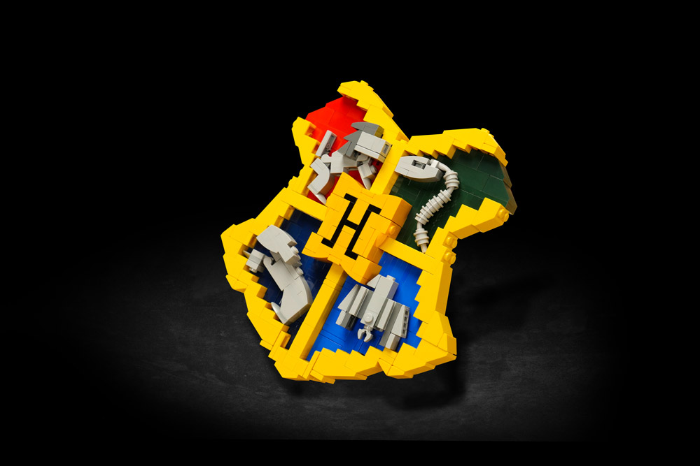 Which House Are You In At Lego Hogwarts