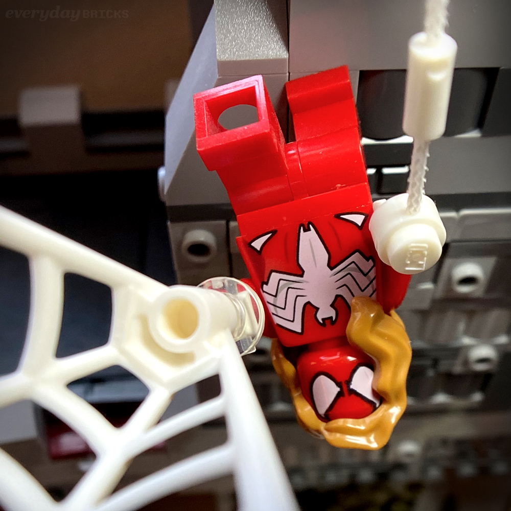 EveryDayBricks 00427: Spider-Girl