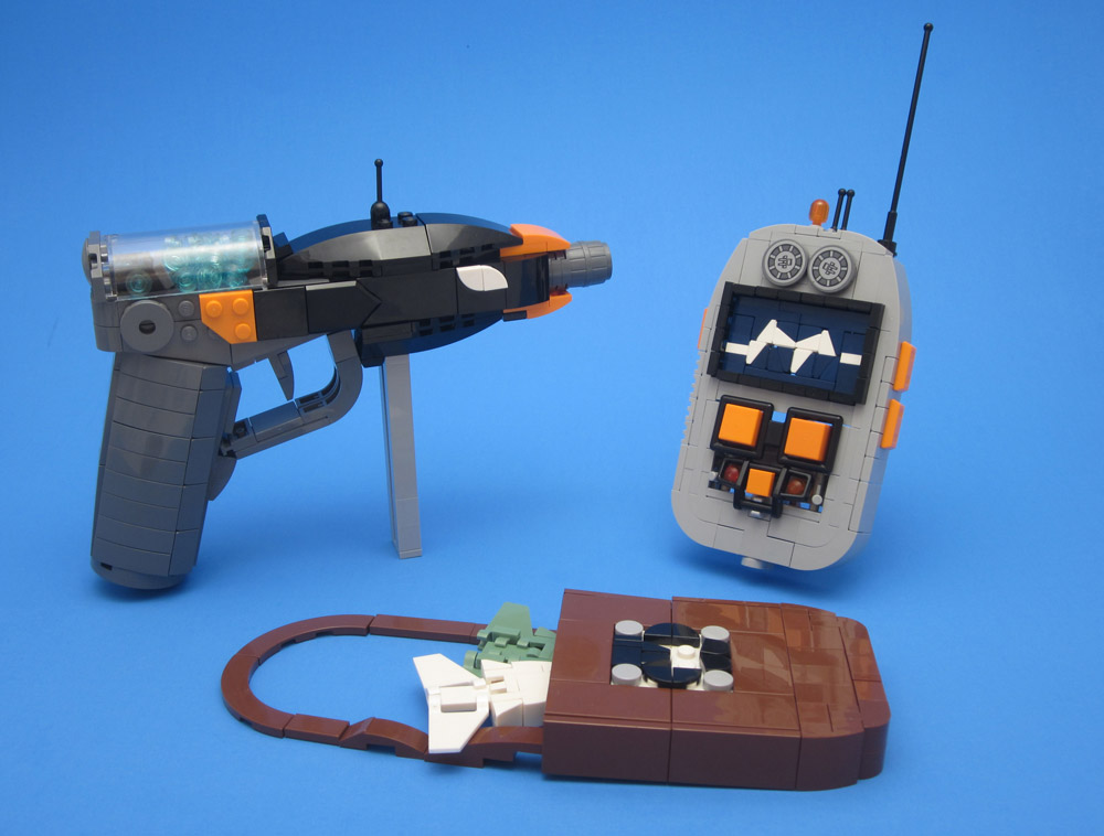 The Penguin Monarchy Has Some Cool Gear, Lego MOC