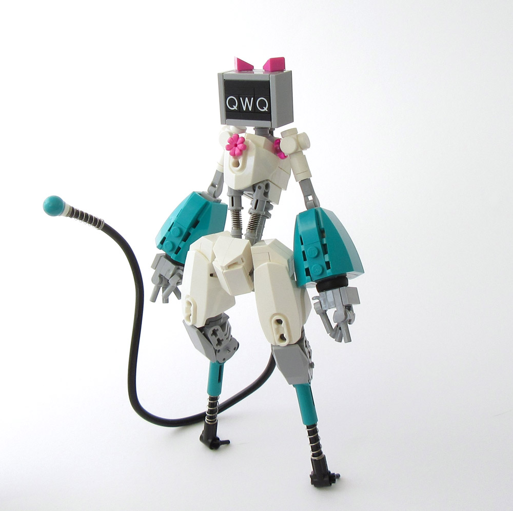 The Lego Neko-Robo Companion