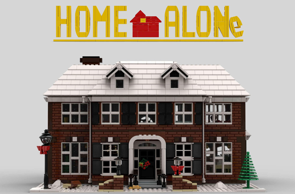 Home Alone Lego Ideas