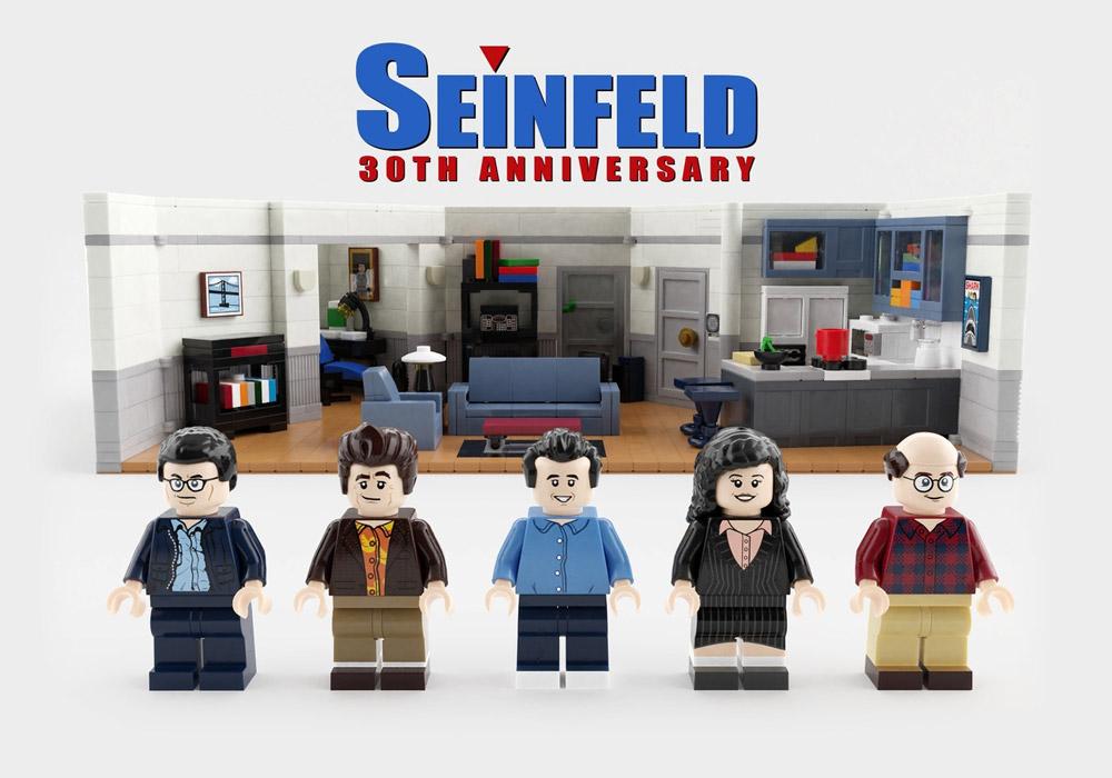 Lego Ideas Seinfeld